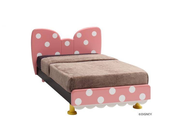 ミニーマウス・ベッド
